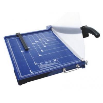König snijmachine: Cutting machine A3 - Zwart, Blauw