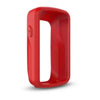 Garmin : Red, Silicone - Rood