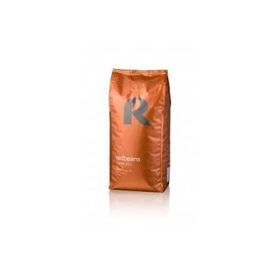 Redbeans koffie: Bio Espresso (Regular) koffie bonen 8x1000 gram