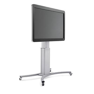 Hagor Mobile-Lift Pro TV standaard - Zilver