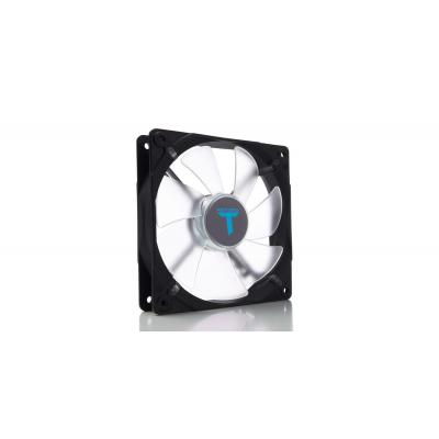 Riotoro LED Fan 120mm High Airflow 1500 RPM Hardware koeling - Transparant