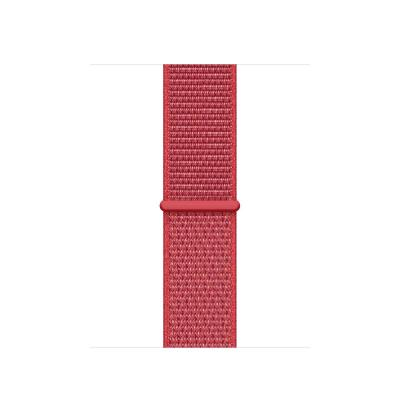 Apple : Geweven sportbandje - (PRODUCT)RED (40 mm) - Rood