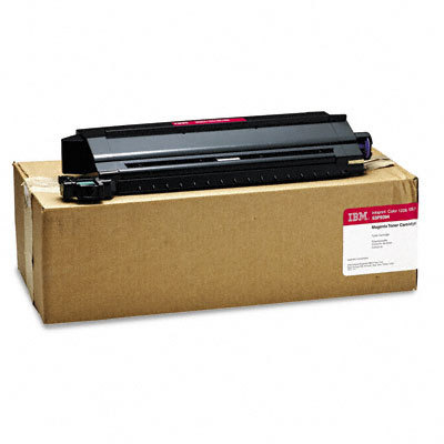 InfoPrint Cartridge for IBM Color 1228/1357, Magenta, 14000 Pages Toner
