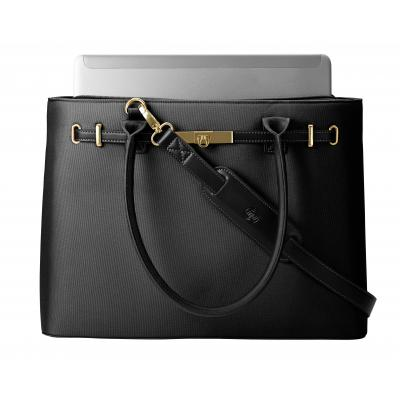 Hp laptoptas: 15,6 zwarte Premium damestas