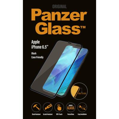 PanzerGlass Apple iPhone Xs Max Edge-to-Edge Screen protector - Transparant