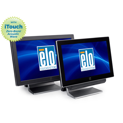 Elo Touch Solution 22C3 All-in-one pc - Grijs
