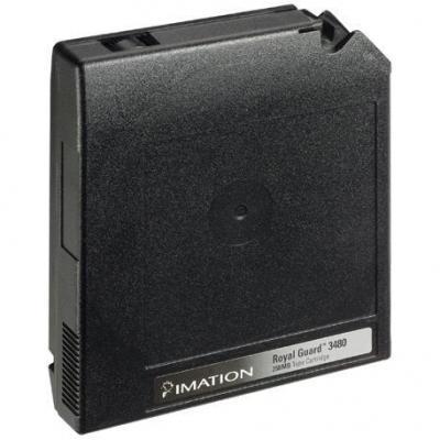 "Imation datatape: Royal Guard 3480 Cartridge 1/2"" - Zwart"