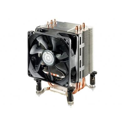 Cooler Master Hyper TX3 EVO Hardware koeling - Zwart, Zilver
