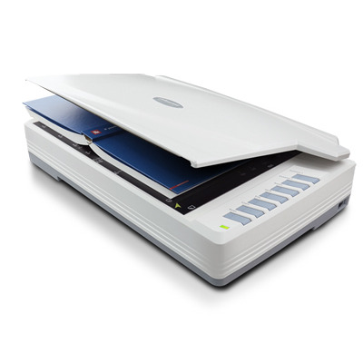 Plustek 0280L scanner