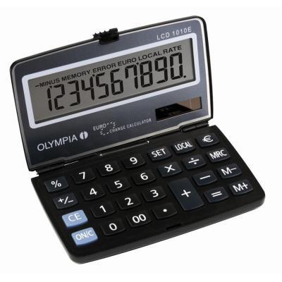 Olympia LCD 1010E Calculator