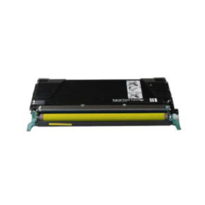 InfoPrint Cartridge for IBM Color 1534, Yellow, 3000 Pages Toner - Geel
