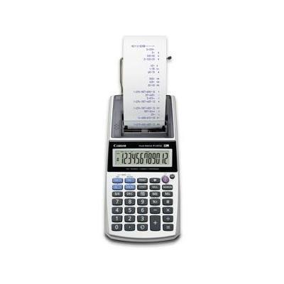 Canon calculator: P1-DTSC - Zwart, Zilver