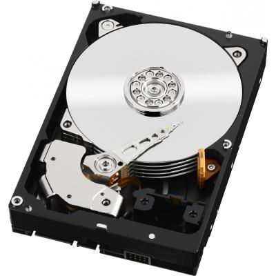 Western Digital Black 4TB Interne harde schijf - Refurbished ZG