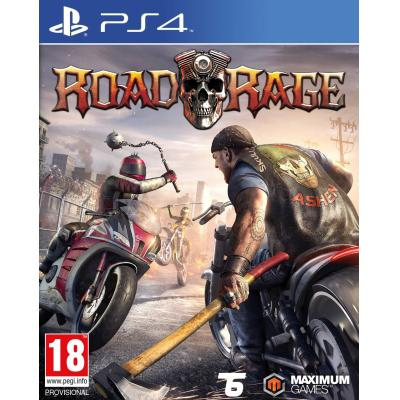 505 games game: Road Rage  PS4