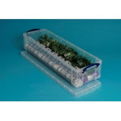 Really useful boxes : 22L Box Transparant