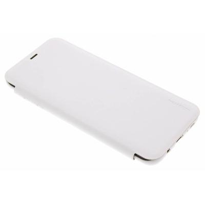 Sparkle Slim Booktype Samsung Galaxy S8 Plus - Wit / White Mobile phone case