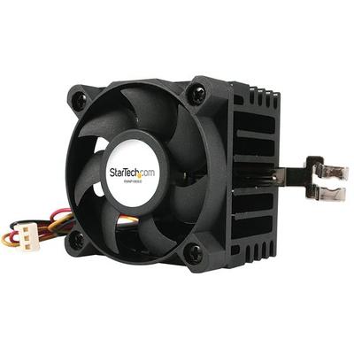 StarTech.com 50x50x41mm Socket 7/370 CPU Koeler Ventilator met Heatsink en TX3 & LP4 Hardware koeling - .....