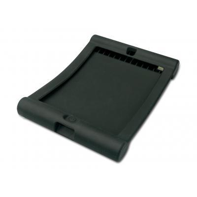 Sandberg tablet case: Anticrash Cover for iPad 2/3/4 - Zwart