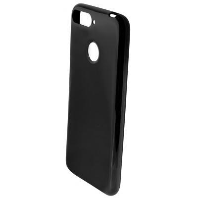 Mobiparts Classic TPU Case Huawei Y6 (2018) Black Mobile phone case - Zwart