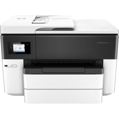 HP OfficeJet Pro 7740 Multifunctional - Zwart,Cyaan,Magenta,Geel