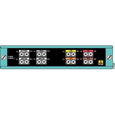 Cisco CWDM-OADM4-2= Wave division multiplexer