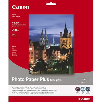 Canon SG-201 Photo Paper Plus - 10x12 Fotopapier