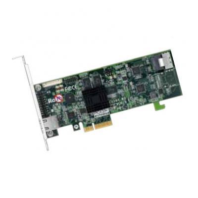 Areca 4-Port PCIe x4 to SATA RAID Adapter Raid controller