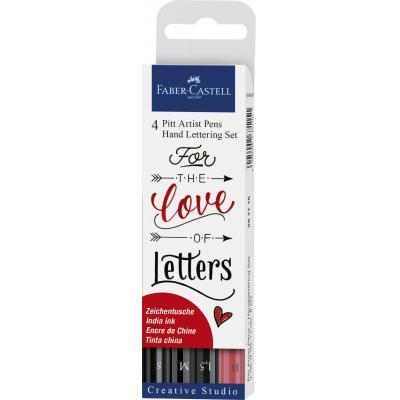 Faber-Castell 8800501 kalligrafeerpen - Multi kleuren