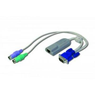 Raritan P2CIM-APS2 Bulk pack KVM kabel - Multi kleuren, Grijs