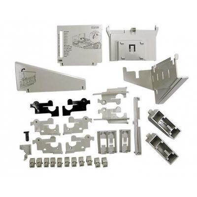 Hp montagekit: Plastics kit - Zwart, Wit