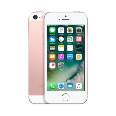 2nd by renewd smartphone: iPhone SE - Roze goud 64GB (Refurbished ZG)