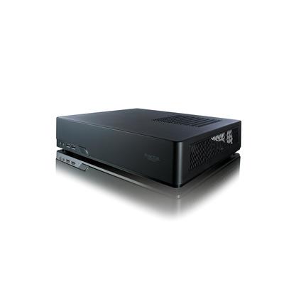 Fractal Design Node 202 + Integra SFX 450W PSU Behuizing - Zwart