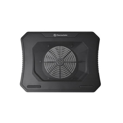 Thermaltake Massive 20 RGB Notebook koelingskussen - Zwart