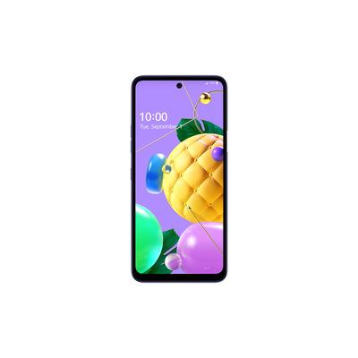 LG K52 Smartphone - Blauw