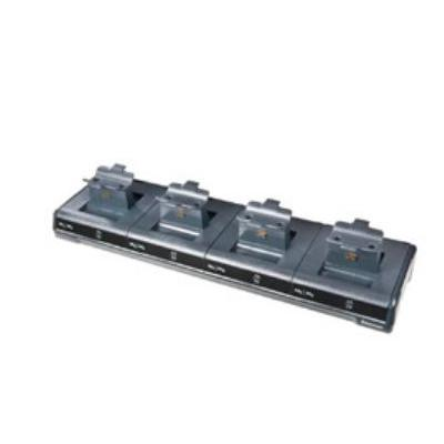 Intermec 8-pos Battery Chgr PR2/3 No Pwr Cord Oplader - Grijs
