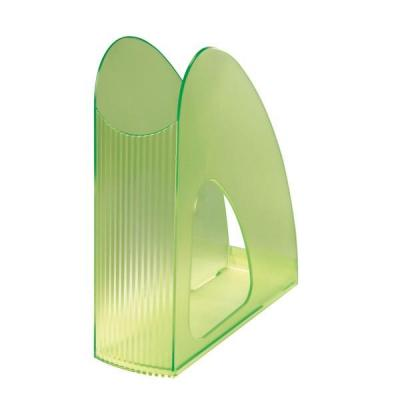 Han tijdschrift houder: TWIN - Groen, Transparant