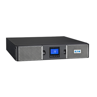 Eaton 1500VA, 1500W, C14 In, 8 x C13 Out UPS - Zwart