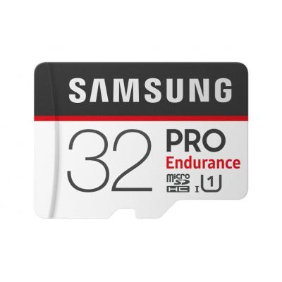 Samsung flashgeheugen: 32 GB microSDHC - Zwart, Wit