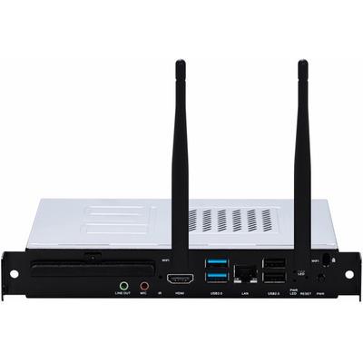 Viewsonic Core i5-6300U, 8 GB DDR4, 128GB SSD, HDMI, RJ-45, USB, Wi-Fi, Bluetooth, 180x119x30 mm