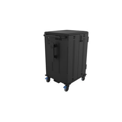 DELL CT36U18 portable device management carts & cabinet - Zwart