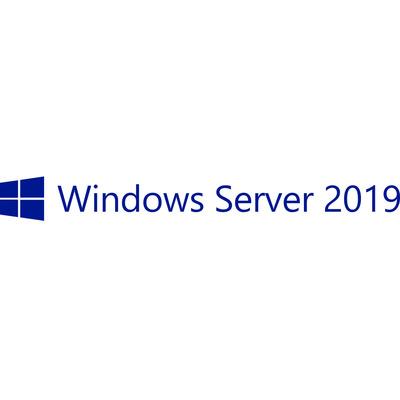 Hewlett Packard Enterprise Microsoft Windows Server 2019 Software licentie