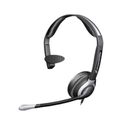 Sennheiser CC515 Headset - Zwart, Zilver