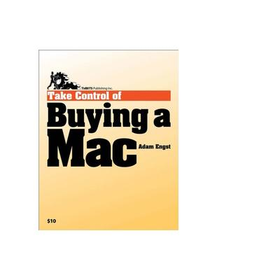 Tidbits publishing boek: TidBITS Publishing, Inc. Take Control of Buying a Mac - eBook (PDF)