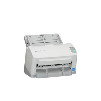 Panasonic A4, Duplex Sheetfed ADF, CIS, 600 dpi, 45 ppm, USB 2.0 Scanner - Wit