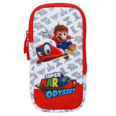 Hori portable game console case: Super Mario Odyssey Accessory Set for Nintendo Switch - Multi kleuren