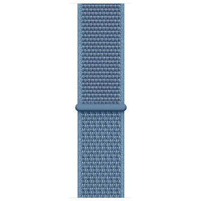 Apple Geweven sportbandje - Cape Cod-blauw (44 mm)