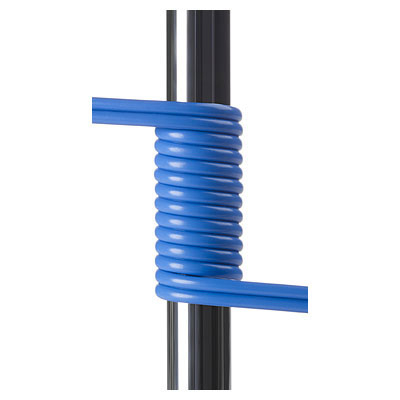 Hewlett Packard Enterprise Premier Flex LC/LC Multi-mode OM4 Fiber optic kabel - Blauw