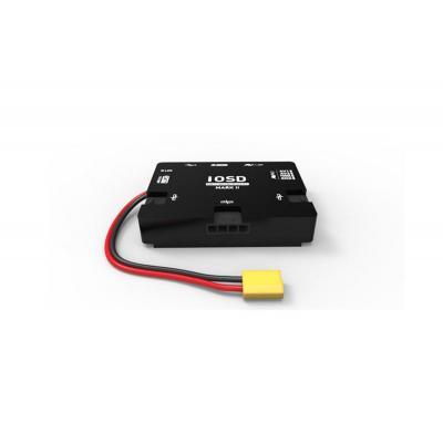 Dji camera data transmitter: iOSD MARK II - Zwart, Rood, Geel