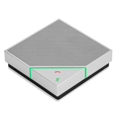Polycom telefoonspeaker: VoxBox - Zwart, Wit