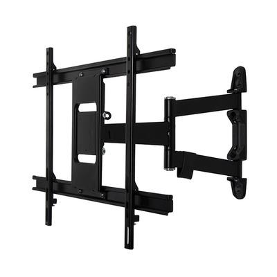 B-Tech Flat Screen Wall Mount with Double Arm Montagehaak - Zwart